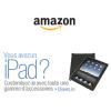 AMAZON : Une large gamme d'accessoires pour iPad