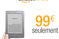 AMAZON : Le Kindle à 99 euros !