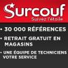 SURCOUF : Un large choix de tablettes numériques multimédia
